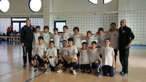 Il Team Vero Volley Monza