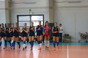 UNDER 16 VISCONTINI VOLLEY MILANO BLU vs Stanem. Parabiago 18-10-2015