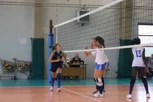 UNDER 16 VISCONTINI VOLLEY MILANO BLU vs Stanem. Parabiago 18-10-2015