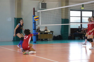 Under 16 VISCONTINI VOLLEY MILANO BLU vs A.s.d. Upn FUTURA VOLLEY 7-11-2015