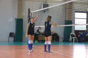 Under16 VISCONTINI VOLLEY MILANO BLU vs QUINTO VOLLEY 15-11-2015