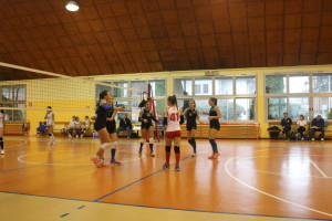 UNDER 16 VISCONTINI VOLLEY MILANO BLU vs Parabiago (ritorno)