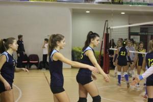 UNDER 16 VISCONTINI VOLLEY MILANO BLU vs KOLBE GIALLA (ritorno)