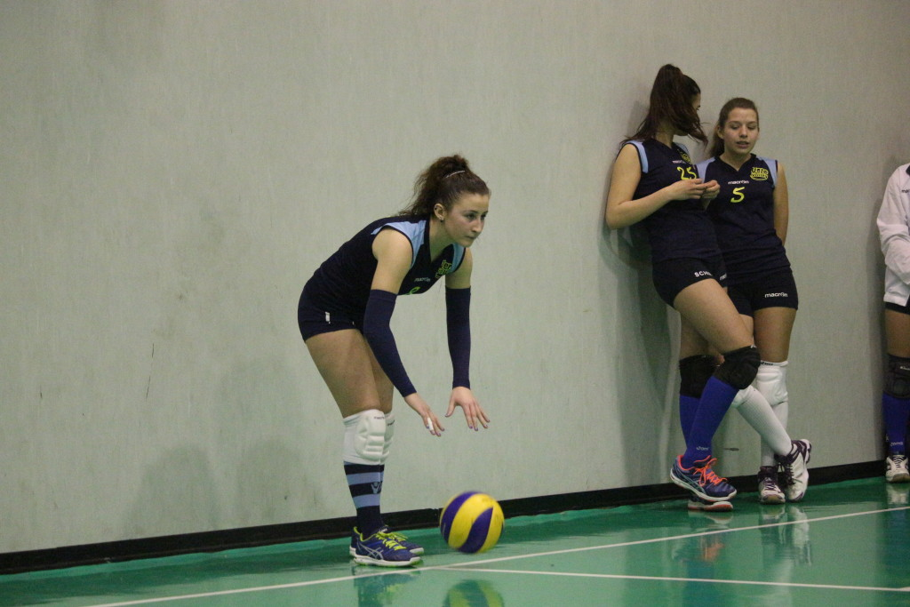 UNDER 16 VISCONTINI BLU vs Quinto volley ritorno